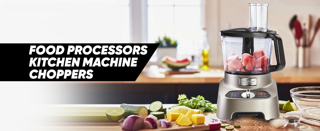 Food Processors / Choppers