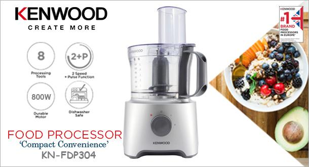 Kenwood Food Processor KN-FDP304