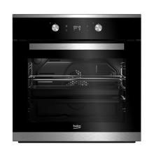 Beko Built-In Oven 65L, Black