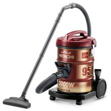 Hitachi Vacuum Cleaner 2000W 18L Wine Red