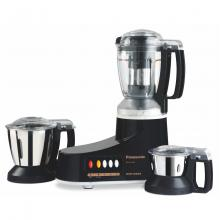 Panasonic Mixer Grinder 3 Jars 350W Black