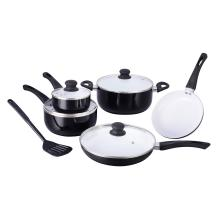 Regnis Ceramic Non-Stick Cookware Set - 10Pcs
