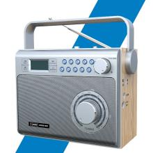 UNIC Portable Radio - 3 Band