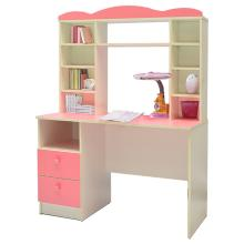Children Study Desk Pink And White