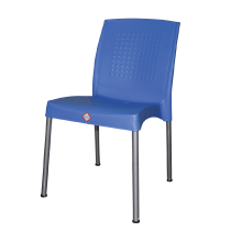 Signa Plastic Hybrid Chair Blue