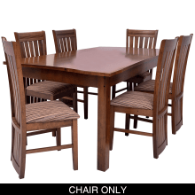 Clayton Dining Room Suit - 1 Chair Only