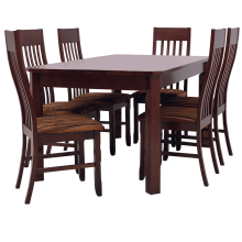 Harper Dining Room Suit - 6 Seater