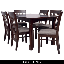 Monarch Dining Room Suit - 6 Seater Table Only