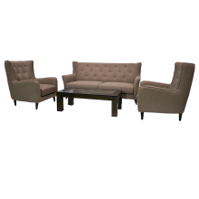 Colin Fabric Sofa Set