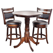 Napolean Pub Table With Two Stools