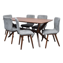 Nile Dining Room Suit - 6 Seater