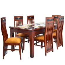 Moreno Dining Room Set - 6 Seater