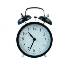 Singer Twin Bell Metal Alarm Clock