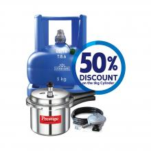 5kg Cylinder + Accessory Pack + Pressure Cooker (PCP30)