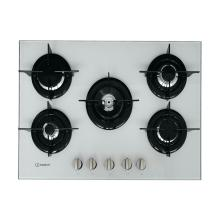 Indesit Built In Hob 5 Burners, Power Flame