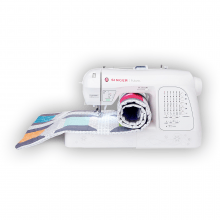 Singer Sewing & Embroidery Machine, 200 Built In Stitches