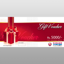 Mega Gift Voucher - Rs 5,000