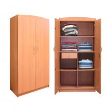 ECO 2 Door Wardrobe