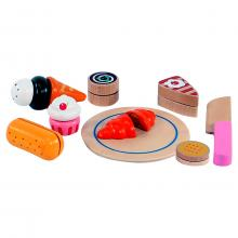 Dessert Cutting Set Educational Toy
