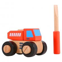 Dump Truck Educational Toy