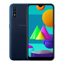 Samsung Galaxy M01 - (3GB+32GB) (Blue)