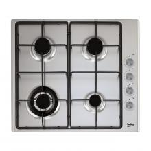 Beko HOB 60cm With Wok Burner - B-HIZG64121SXL