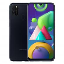 Samsung Galaxy M21 - (6GB+128GB) (Black)