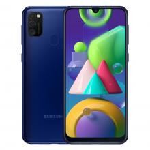 Samsung Galaxy M21 - (6GB+128GB) (Blue)