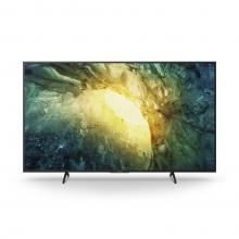 Sony 4K Ultra HD, High Dynamic Range (HDR) Android TV