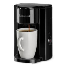 Black & Decker 1 Cup Drip Coffee Maker DCM25