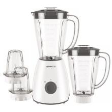 Kenwood Blender With 2 Jars, 2 Mills, 400W, BLP10-GO