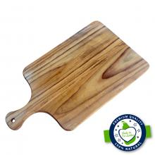 Smart Chef Wooden Platter Board WCB12, 10 x 19