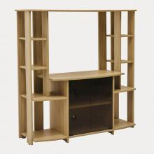 ECO Wall Unit - Sahara Walnut