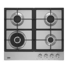 Beko Built In Hob Gas 60cm - HIAW64225SXL