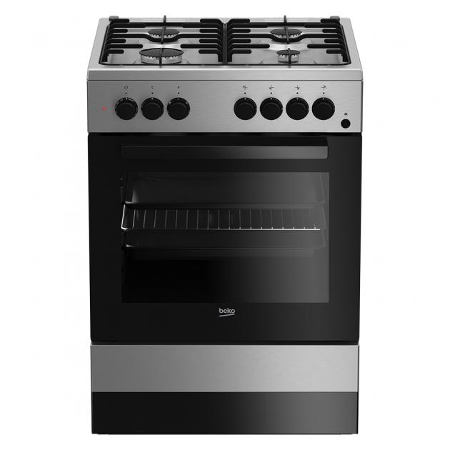 Beko Freestanding Oven With 4 Gas Burners 67L