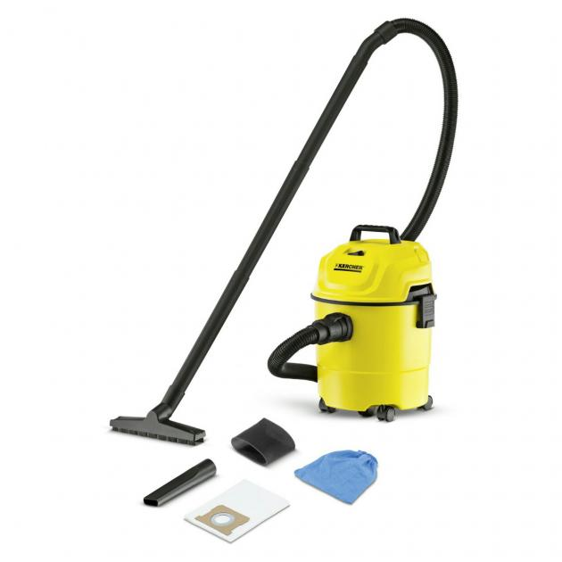 Karcher Wet & Dry Vacuum Cleaner 1000 W