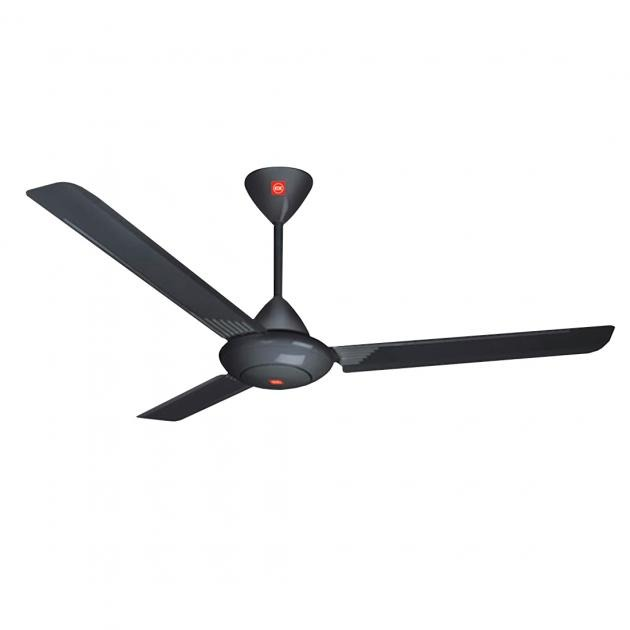 KDK Ceiling Fan (Black)
