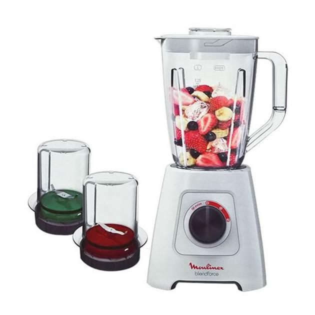 Moulinex Glass Jar Blender 800W