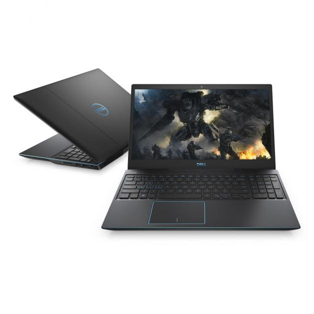 Dell G3 Gaming Laptop - 9th Gen i5, Win 10, 2.4GHz Up To 4.1GHz, 4 Cores, 4GB RAM, 128GB SSD, Black