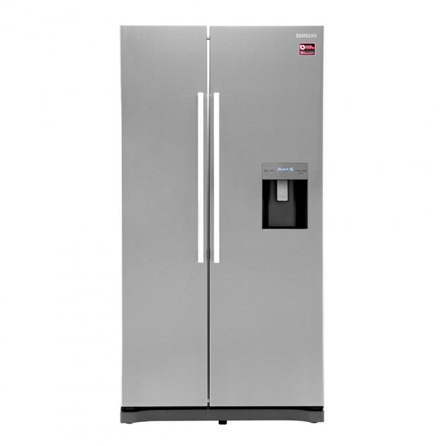 Samsung Side-By-Side Refrigerator 554L (Grey)