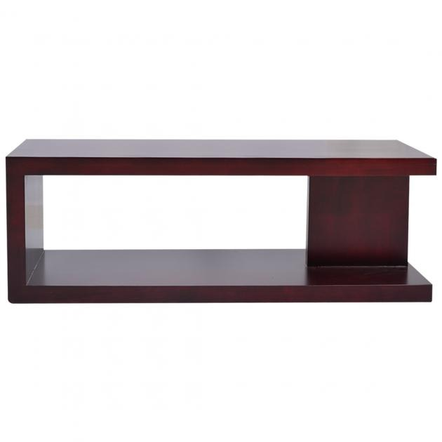Centre Table - Rubber Wood