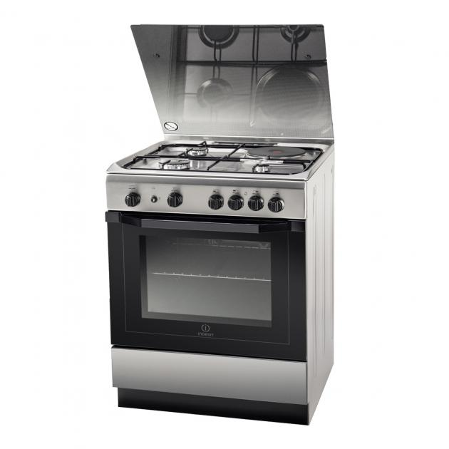 Indesit Gas Burner & Oven 58Lt