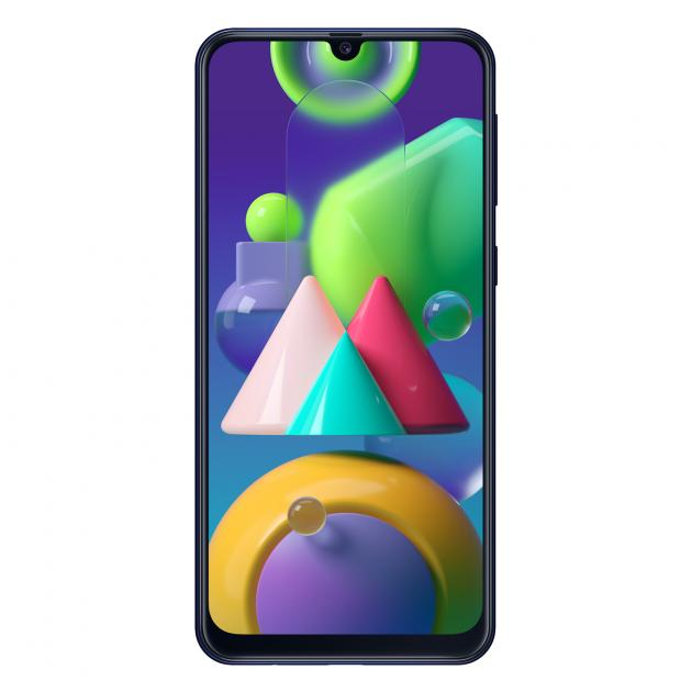 Samsung Galaxy M21 - (4GB+64GB) (Blue)