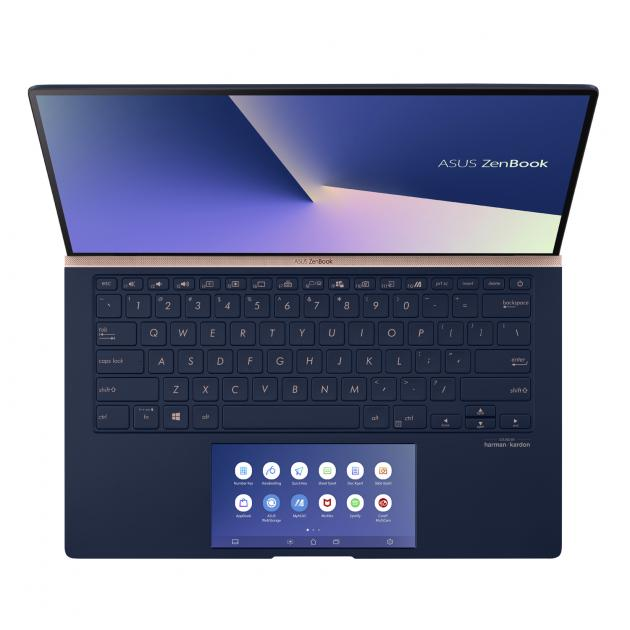 Asus ZenBook UX434FAC Blue, Intel i7 4.9GHz, 8GB, 512GB SSD, 10th Gen