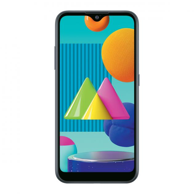 Samsung Galaxy M01 - (3GB+32GB) (Black)