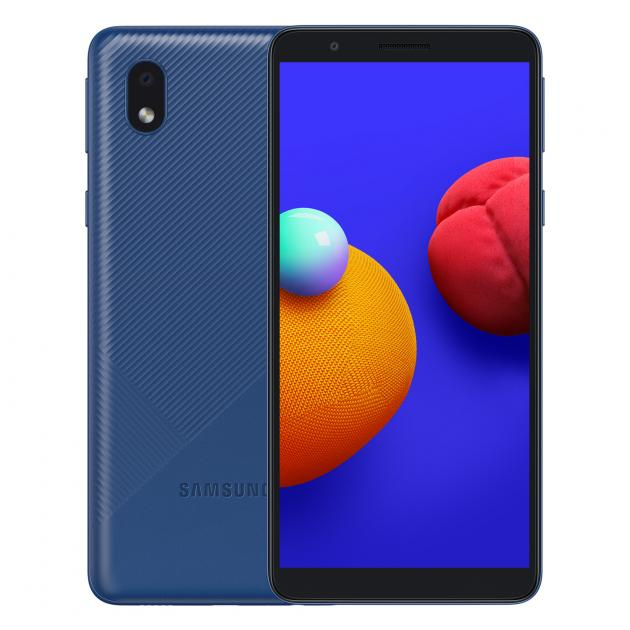 Samsung Galaxy M01 Core (2GB+32GB) (Blue)