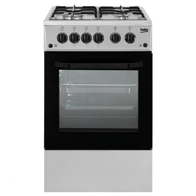Beko Freestanding Gas Oven With 4 Gas Burners 47L