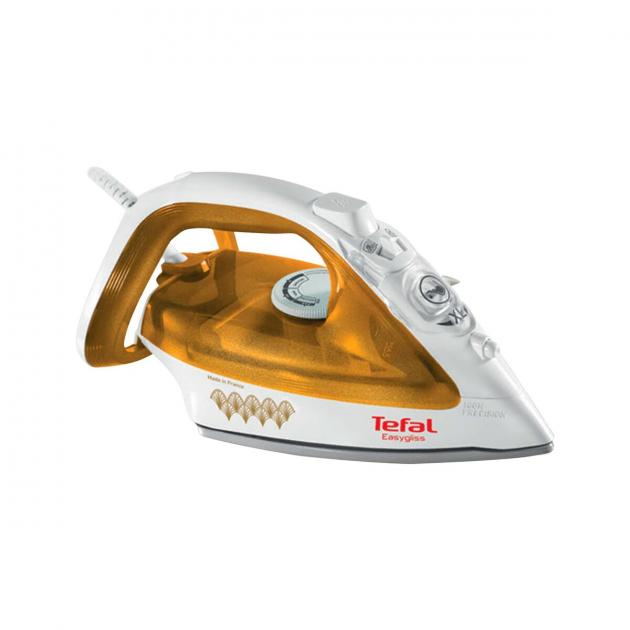Tefal Steam Iron 2400W Durilium Soleplate