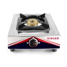 Singer Single Burner Gas Cooker Table Top
