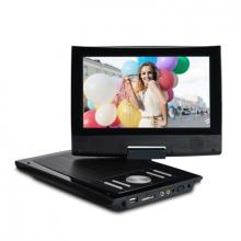 "Sunpin Portable DVD Player 9"" Display"